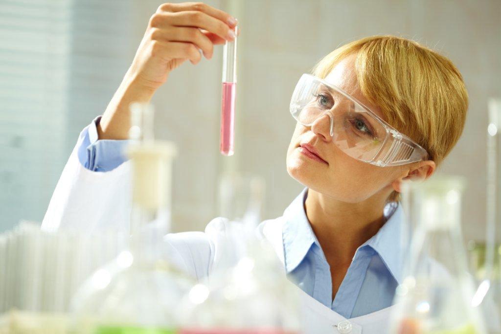 Плоский эпителий в мазке на флору и цитологию